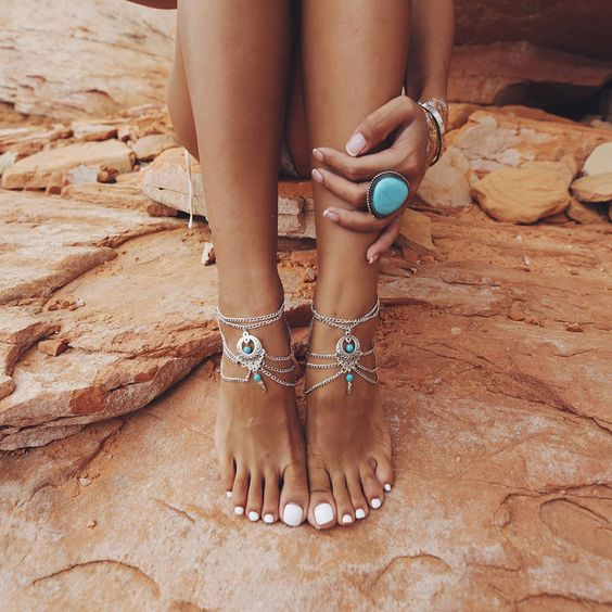 Perfect Beach Jewelry - Anklet