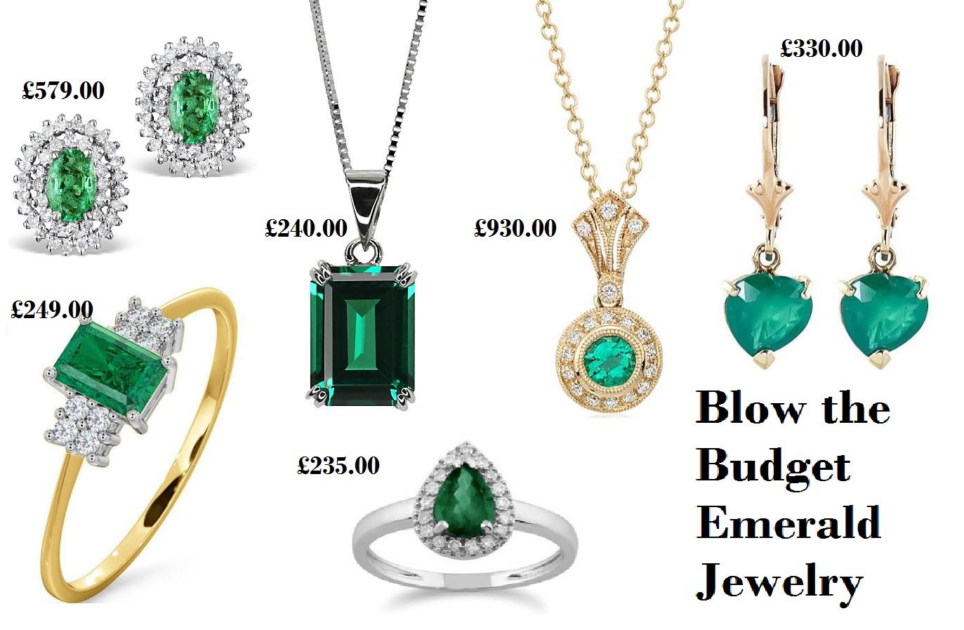 Expensive Emerald Jewelry