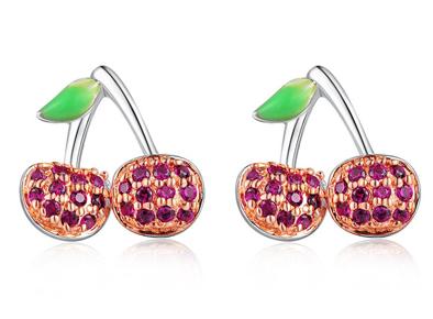 Fruit Jewelry Earrings
