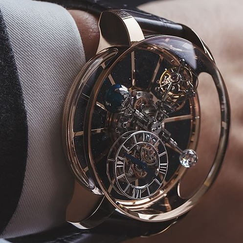 Stunning Designer Jacob & Co Watch
