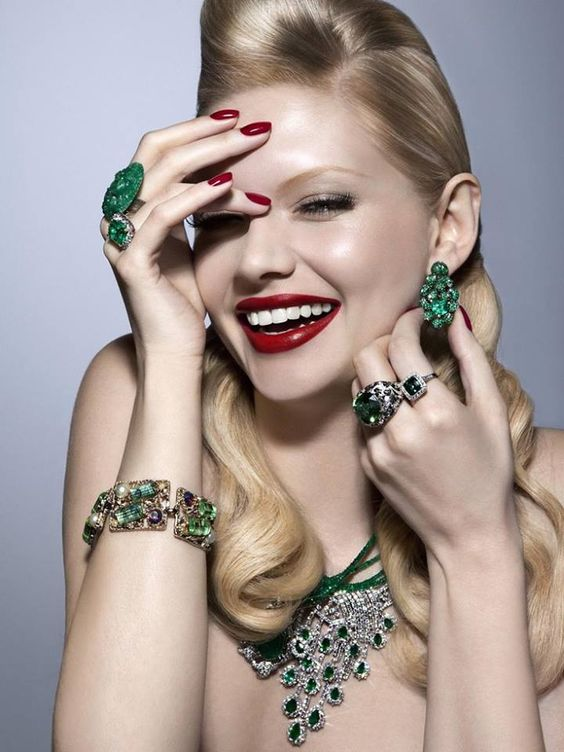 For special Occasions – Luxurious and Elegant - Perfect Jewelry for Every Occasion