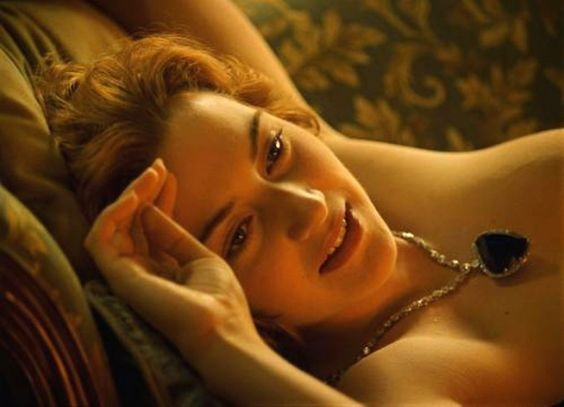 Jewelry in Film - Kate Winslet in Titanic