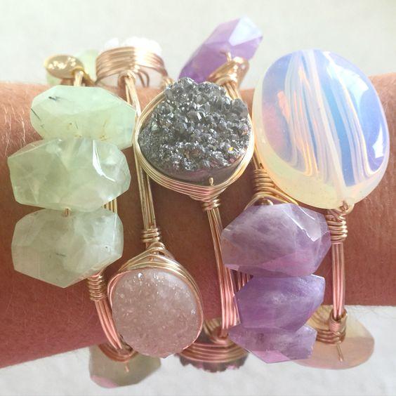 Layer Jewelry with fun