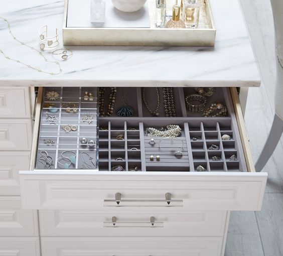Store Jewelry by Keeping it Organised
