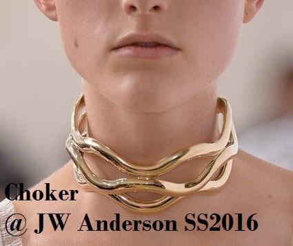 Statement Choker Jewelry Trend