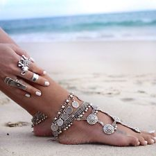 barefoot ankle bracelets