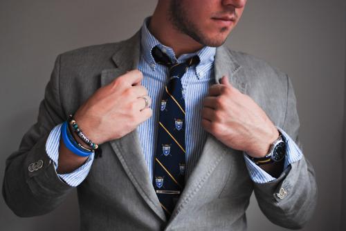 men jewelry trends - men's bracelets