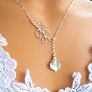 Ideal Wedding Jewelry - Silver wedding jewelry