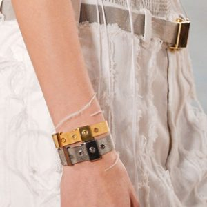 Industrial Buckle Bracelet