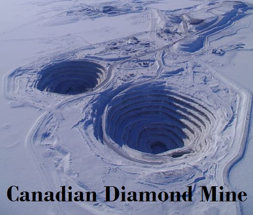 Canadian Diamond mine producing Ethical DIamonds