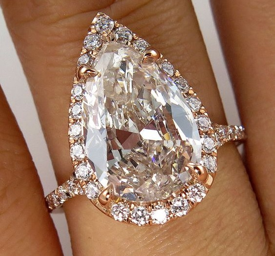 Ethical Diamonds Shop Around For A RIng