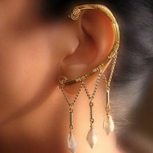 Egyptian Jewelry Ear Cuff