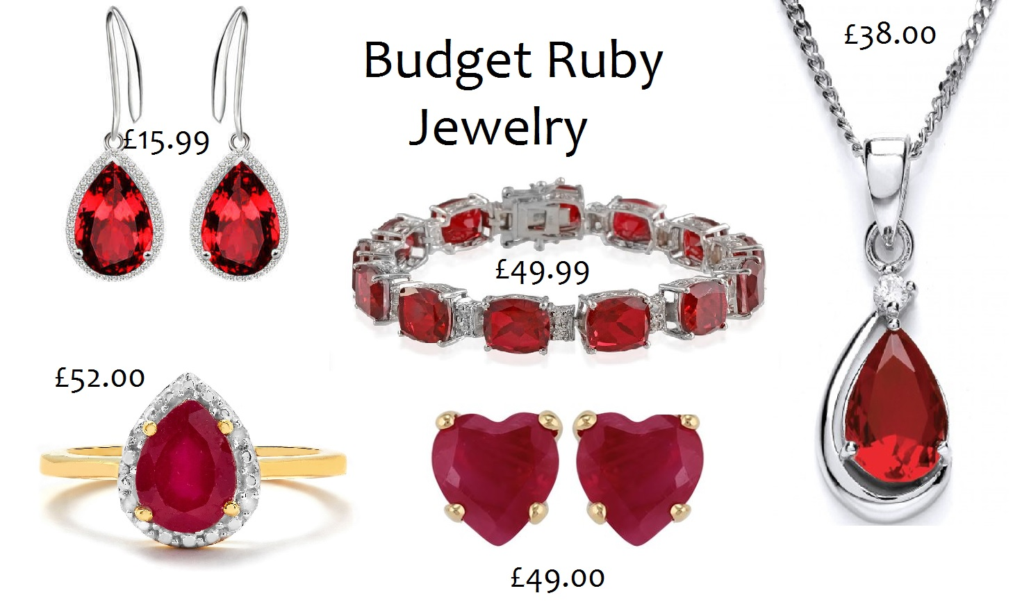 The Ravishing Ruby The Best July Birthstone Jewelry