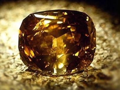 Golden Jubilee Diamond - REcord Breaking Jewelry