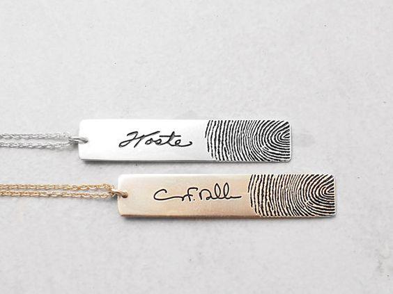 Simple Necklace Unisex Jewelry