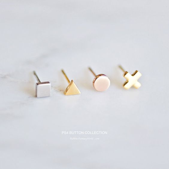 Unisex Earrings