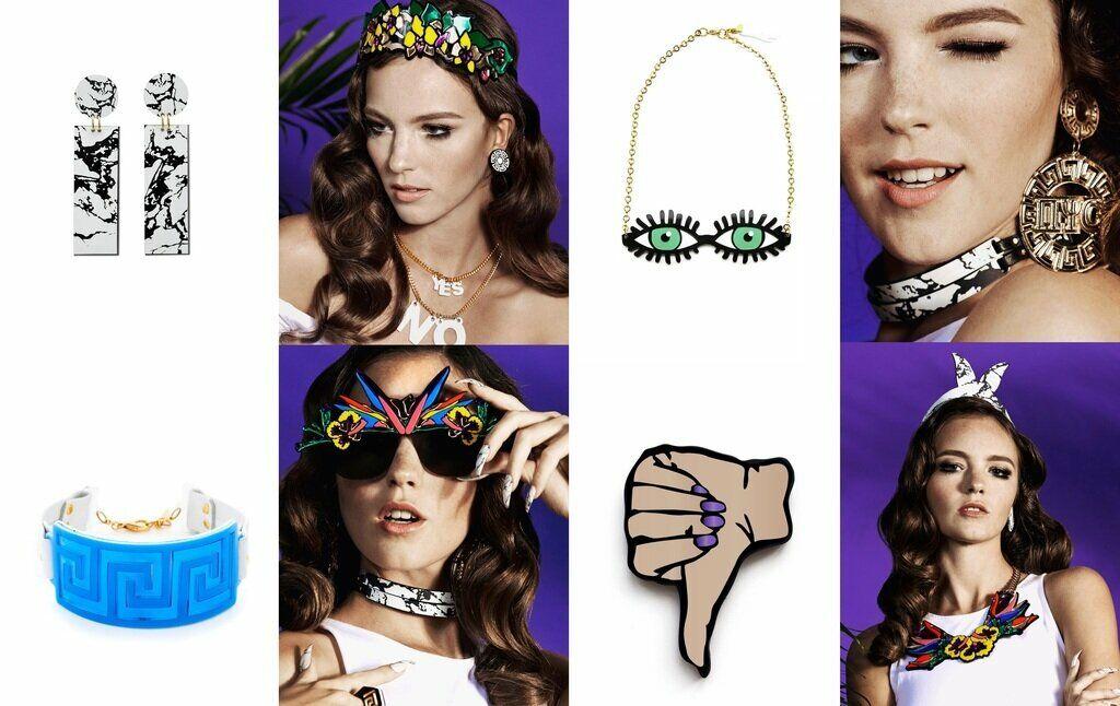 Acrylic Jewelry - ISLYNYC