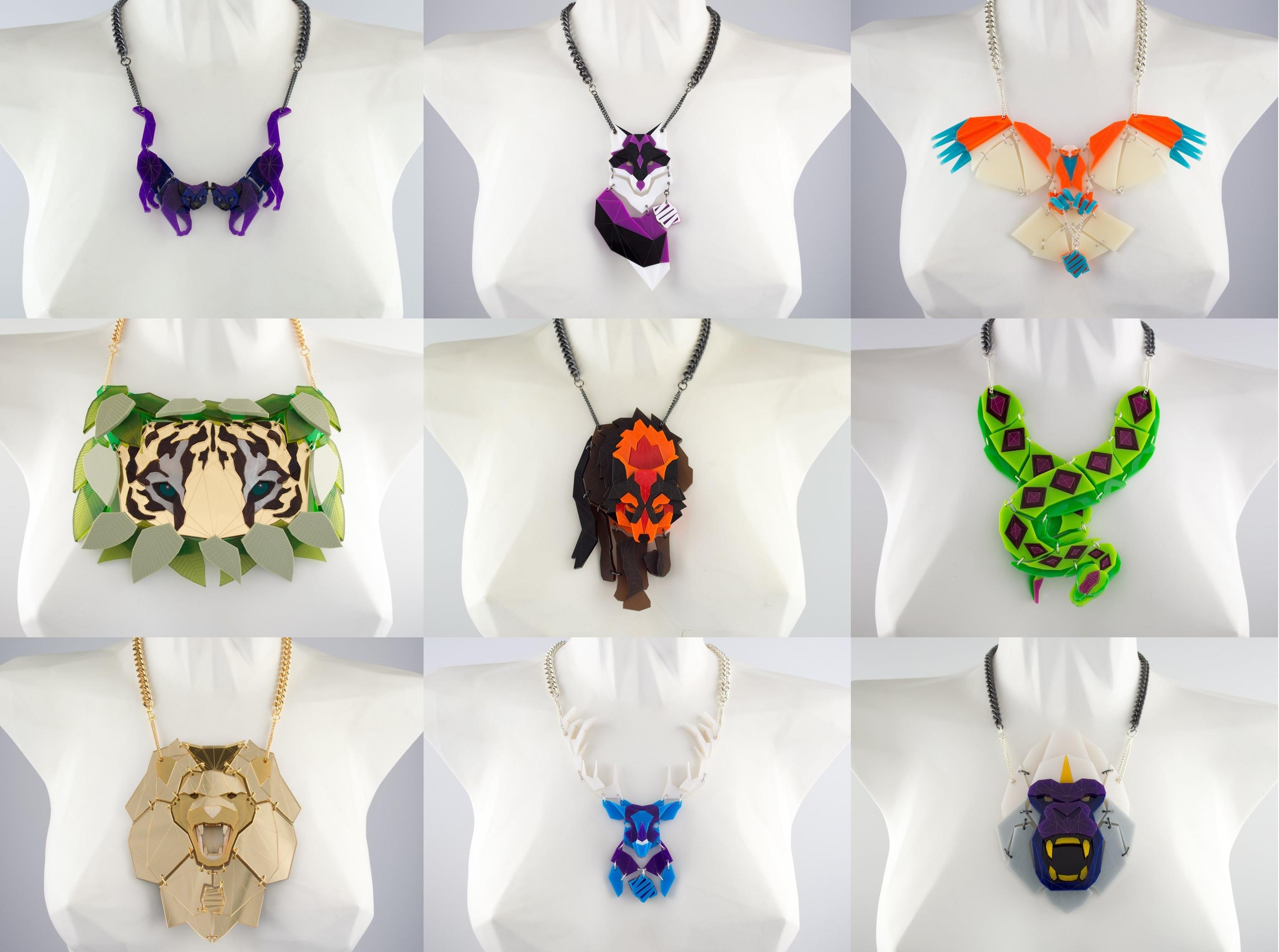 Acrylic Jewelry - SSTUTTER