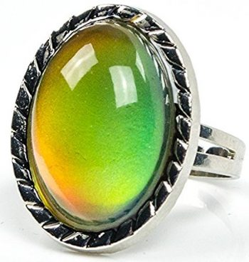 Groovy Energy Adjustable Mood Ring