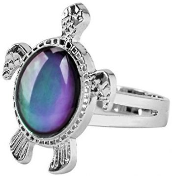 Top 20 Mood Rings Color Changing Rings You Need To See Jj