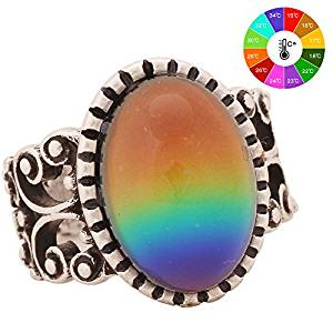 Mojo Vintage Retro Mood Ring