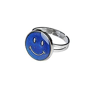 Tinksky Smiley Mood Ring