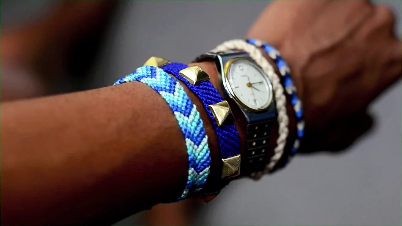 The Most Unique Friendship Bracelets We Found This Year!