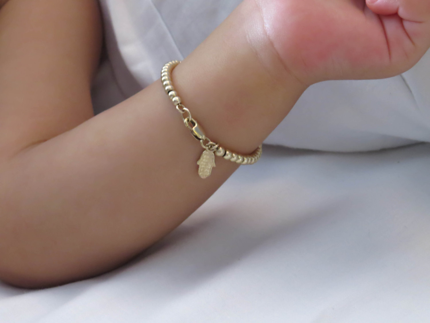 Baby Bracelets: Bracelets For Girls & Boys! | JewelryJealousy