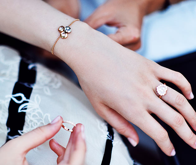 jewelry and skin tone
