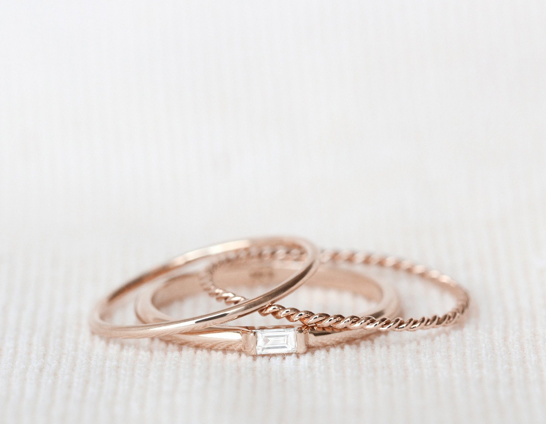 Top 20 Rose Gold Wedding And Promise Rings JewelryJealousy
