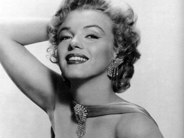 marilyn monroe cuff earrings