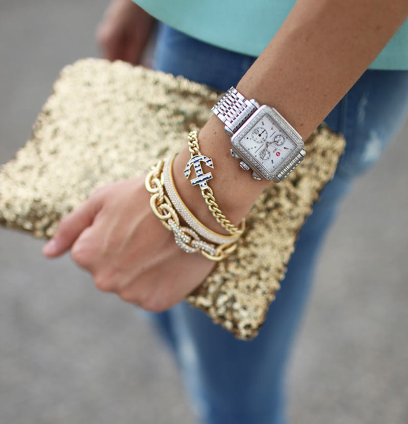 can you mix silver and gold jewelry
