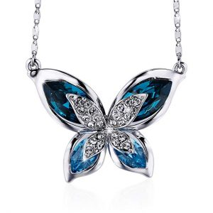 SIVERY 'Butterfly' Women Necklace