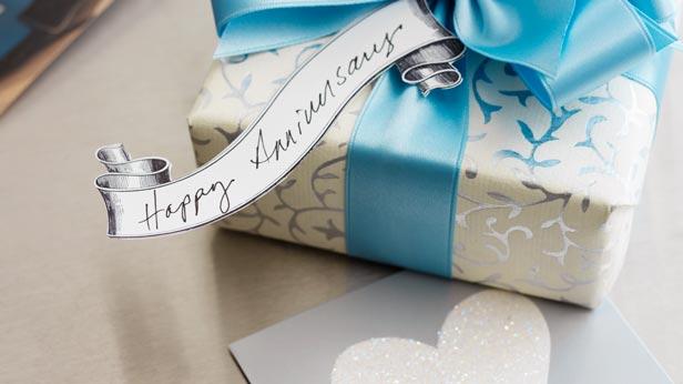 happy anniversary gift
