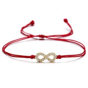 7. Wistic Hamsa Evil Eye Adjustable Bracelet