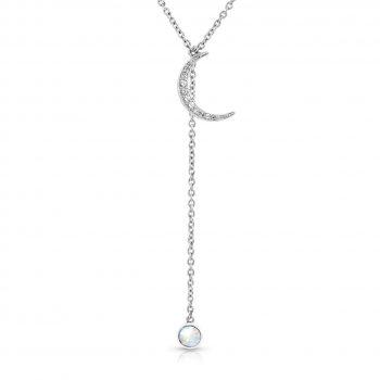Moonstone Necklace - Moon Wisdom