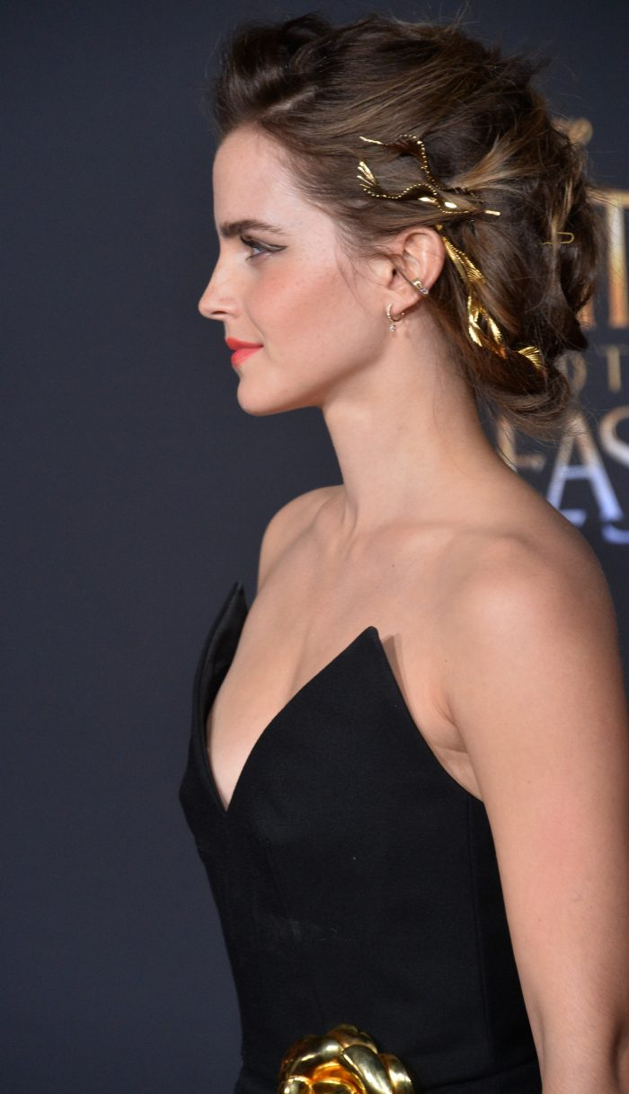 Emma Watson hair
