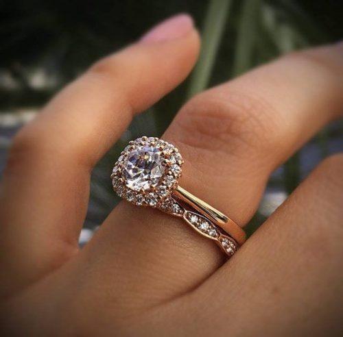 engagement rings choosing