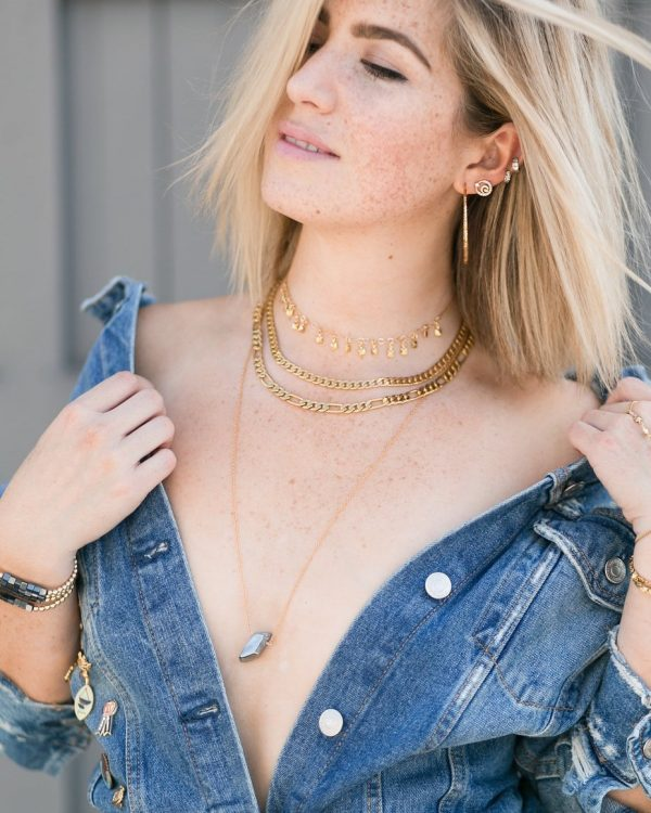 bamboo hoops styling tips