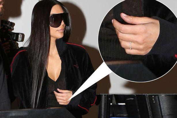 kim kardashian eternity ring