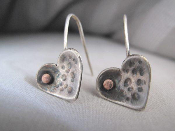 silver jewelry patina