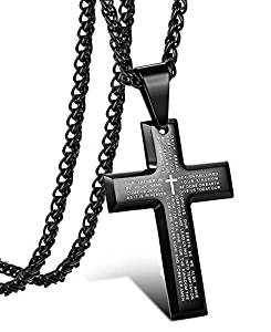 Top 10 Men S Cross Necklaces Gift Idea For Him Jewelry