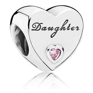 Pandora Women's Charm 791726PCZ, Silver