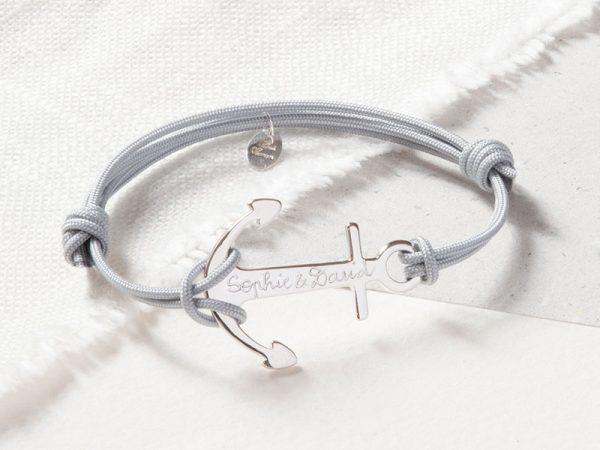 Anchor Bracelets For Men And Women