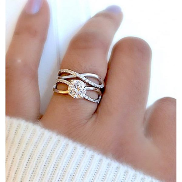 wedding ring set 2