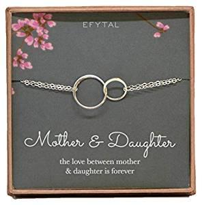 EFYTAL Mother Daughter Bracelet