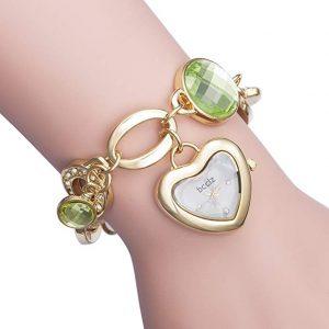 TAWURS Women's Elegant Bracelet Watch Fashion Jewelry