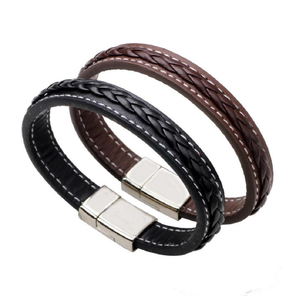 Leather Bracelets For Women And Men