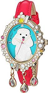 Betsey Johnson Womens 37BJ00682-02BX Poodle Dog