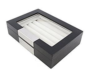 Executive High class Cufflink Case & Ring Storage